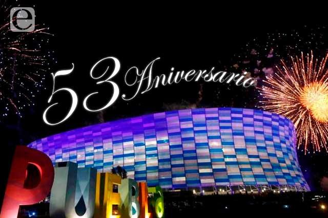 Puebla está de fiesta: el Estadio Cuauhtémoc cumple 53 años