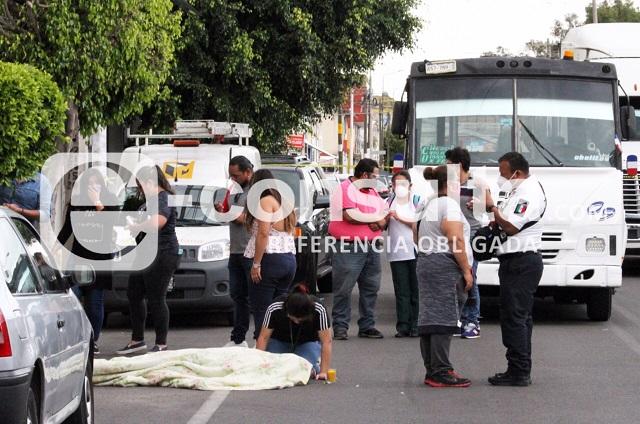 Sexagenario muere atropellado por Ruta 33 en San Baltazar