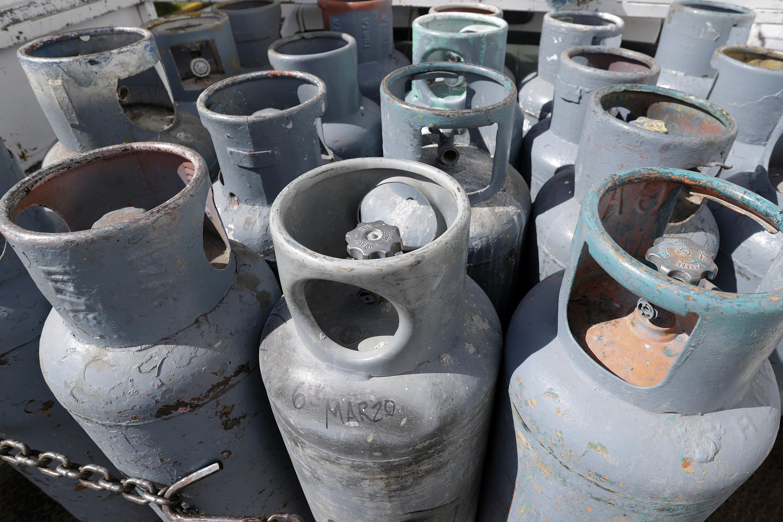 Llega otro ligero aumento a precio del gas en Puebla capital