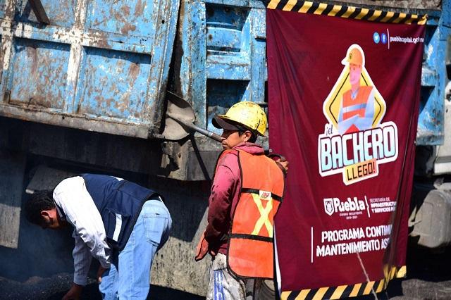 """Inician programa """"El Bachero"""" en la ciudad de Puebla"""