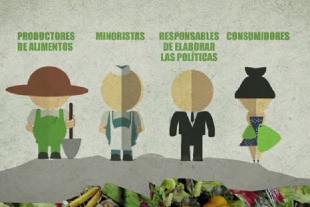 5 consejos para disminuir el desperdicio de alimentos