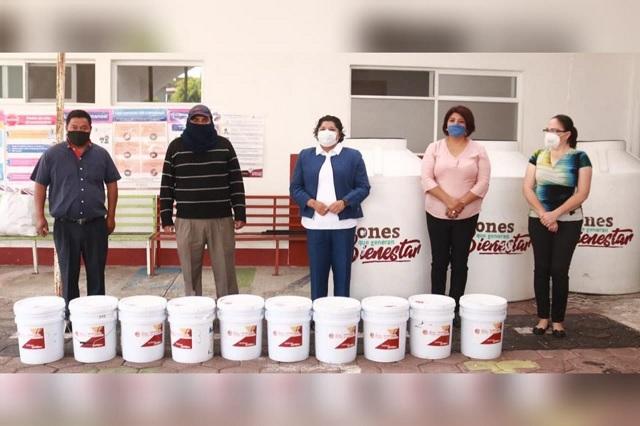 Realizan Jornadas Integrales en San Andrés Cholula
