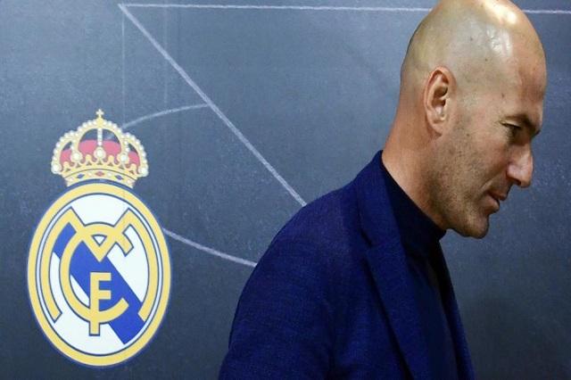 Zidane dice que deja el Real Madrid porque lo quiere mucho