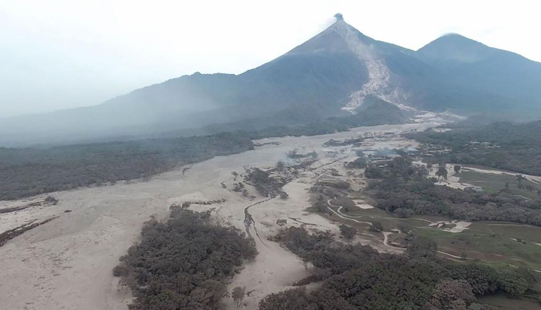 En volcán de Guatemala falló la protección civil, señalan científicos