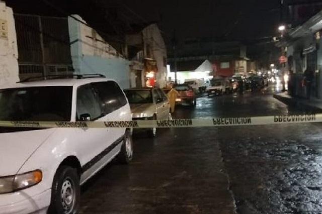 Tras mega marcha, matan a estudiante en Teziutlán
