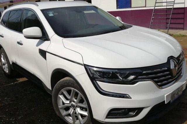 Sale de la cárcel en Hidalgo y cae en Puebla por robar camioneta