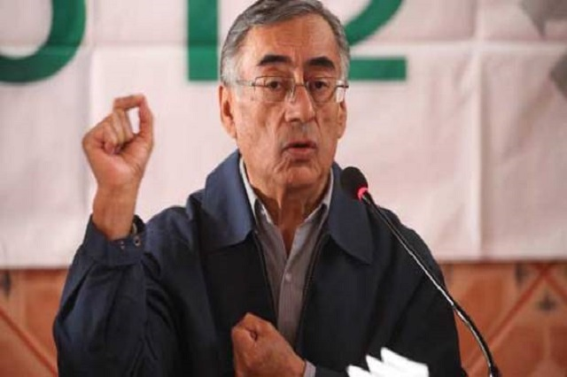 Promueve José Alarcón a Gali como secretario de Estado