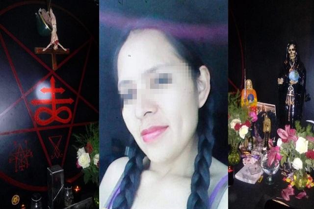 Liberan a pareja del feminicida adorador de la Santa Muerte