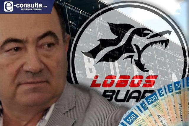 Mendívil enfrenta denuncia por deber 90 mdp por venta de Lobos