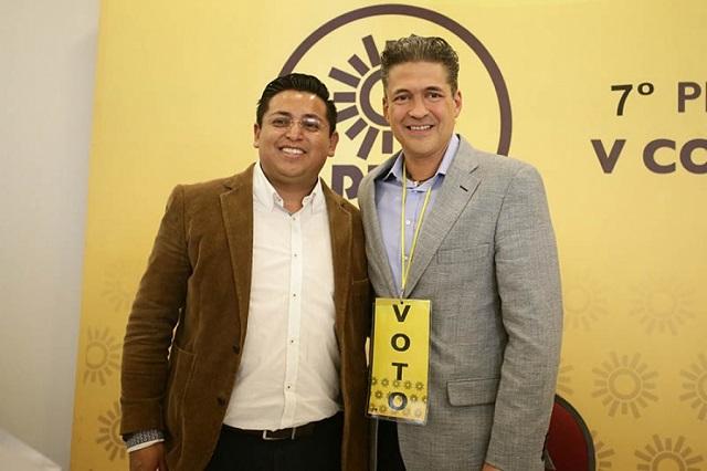 Hermetismo de Gali López y PRD sobre candidatura al Senado