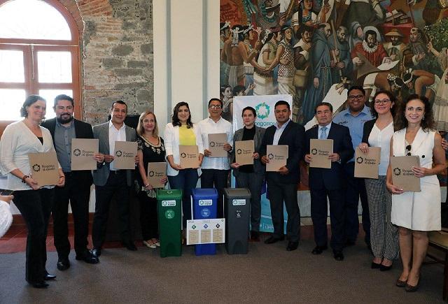 Arranca ayuntamiento programa de responsabilidad ambiental
