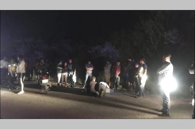Chocan a motociclista y muere en carretera de Tehuacán