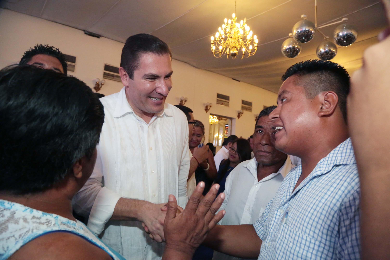 Podemos recuperar la presidencia, dice RMV a panistas en Tabasco