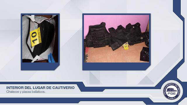 Con ropa militar operaba banda de secuestradores en Acatzingo