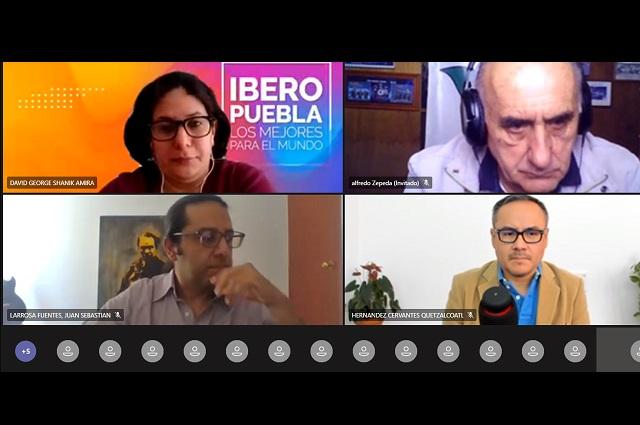 Una comunicación ética es tarea de todos: panel IBERO
