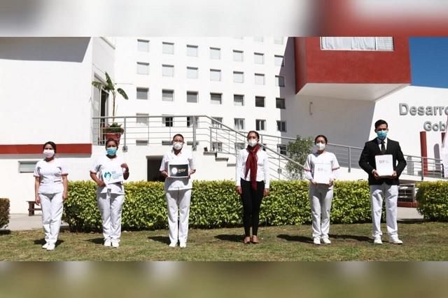 Terminan Jornadas de Promotoría de la Salud en San Andrés