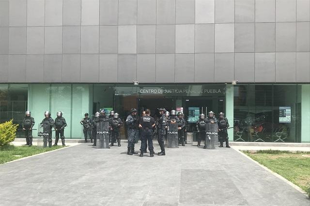 Suspenden primera audiencia contra El Grillo tras su detención