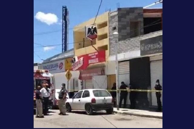 Muere tras sufrir una descarga al interior de su domicilio en Tehuacán