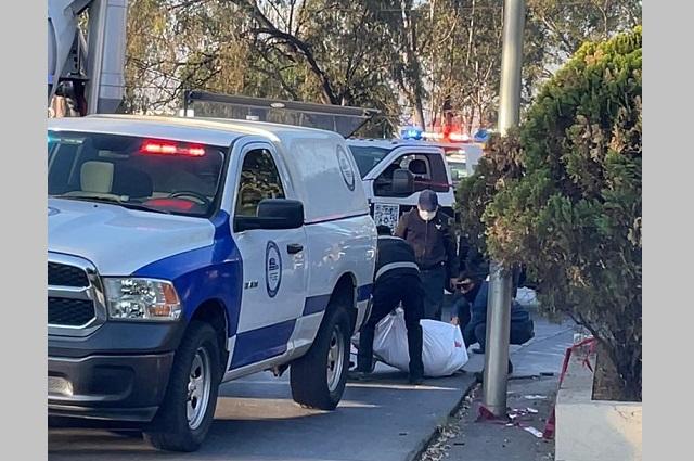 Atropellado frente al Cuauhtémoc era policía de San Andrés Cholula