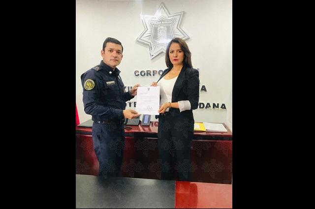 Fuera Amézaga de la Policía Auxiliar; llega mujer de Chiapas