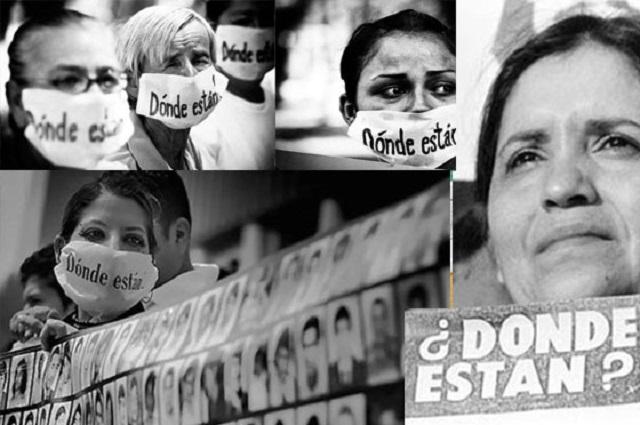 En Puebla y anexas, mayoría de desapariciones de mujeres en 2019