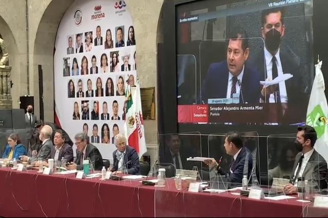 Por traiciones perdió Morena Puebla capital, acusa Armenta