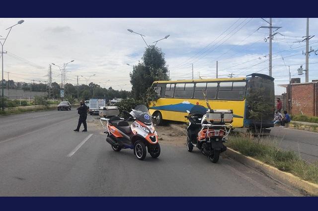 Deja siete heridos choque de la Ruta Flecha Amarilla