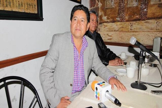En Amozoc se vive con pánico, denuncia candidato del PRI