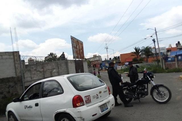 Apuñalan a dos policías ministeriales en Xochimehuacán