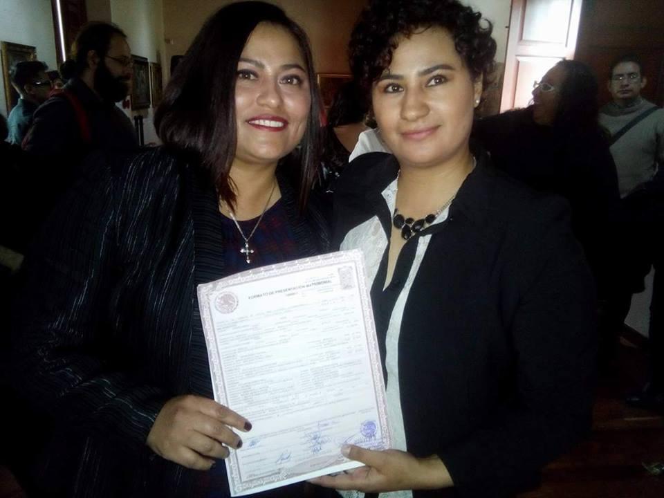 Realizan boda comunitaria de parejas del mismo sexo en Puebla