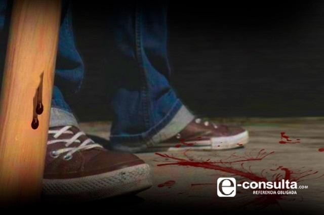A golpes matan a presunto ladrón vecinos de Tlahuapan