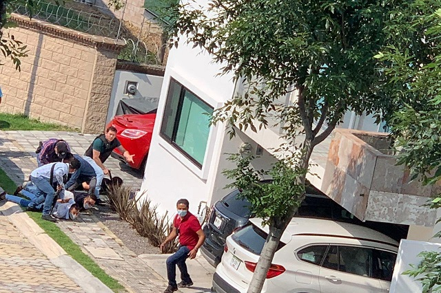 SSP se adjudica detenciones en  Lomas de Angelópolis