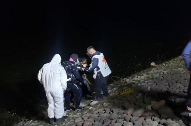 Joven muere ahogado San José El Aguacate, Puebla