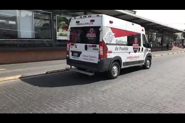 Dejan riñas familiares dos heridos en colonias de Puebla