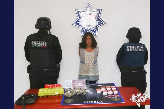 Vendían droga y asaltaban tiendas Oxxo en Puebla