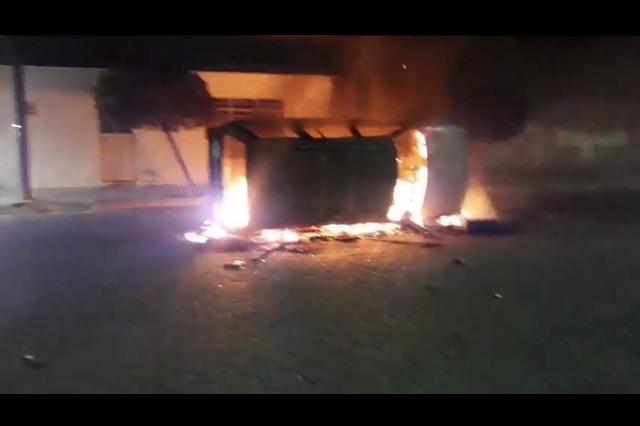 Intentan linchar en Tehuacán a presuntos asesinos de joven