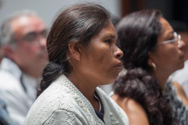 Reparación del daño a Tamayo implica castigar a los responsables: defensor