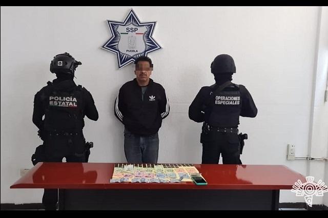 Cae segundo al mando de célula delictiva de El Moi, en La Acocota