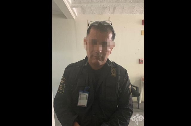 Custodio pretendía meter droga al penal de Puebla