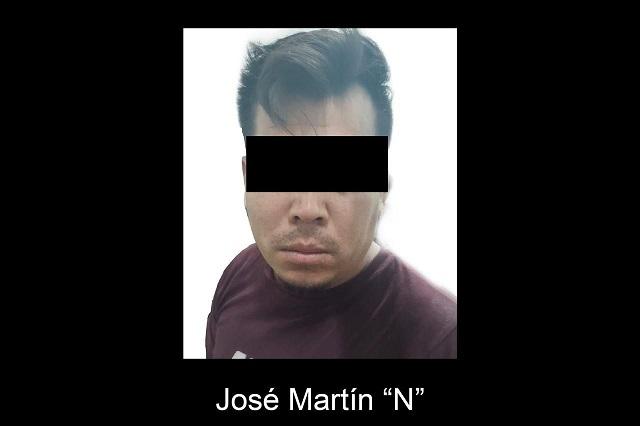"""Capturan en Veracruz a """"El Choco"""", líder huachicolero de Palmar de Bravo"""