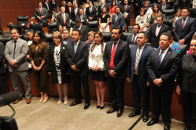 Se integra a sala del TEPJF el magistrado José Luis Ceballos Daza