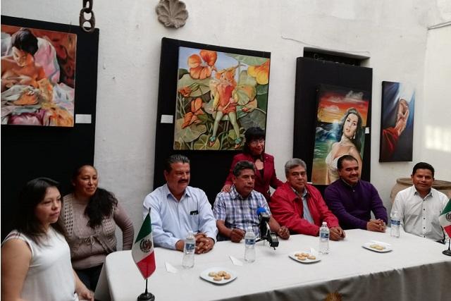 Renuncian al PRD 6 ex alcaldes y ahora van con Barbosa