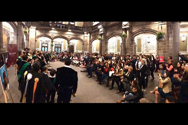 Palacio municipal de Puebla se abre al público con eventos artísticos