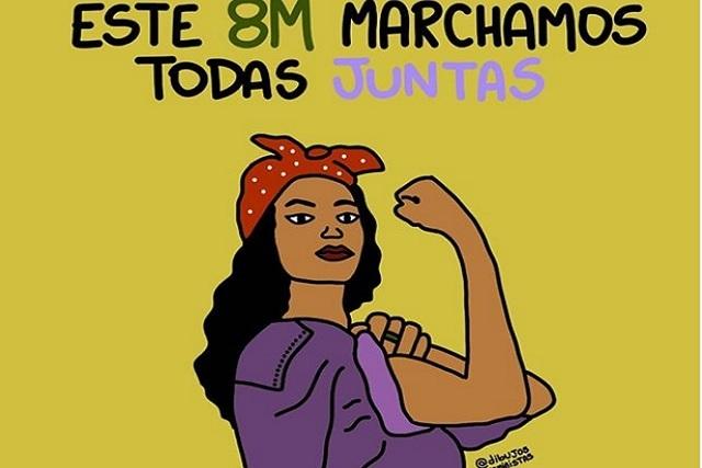 Por qué el 8 de marzo no es un día para felicitar a las mujeres