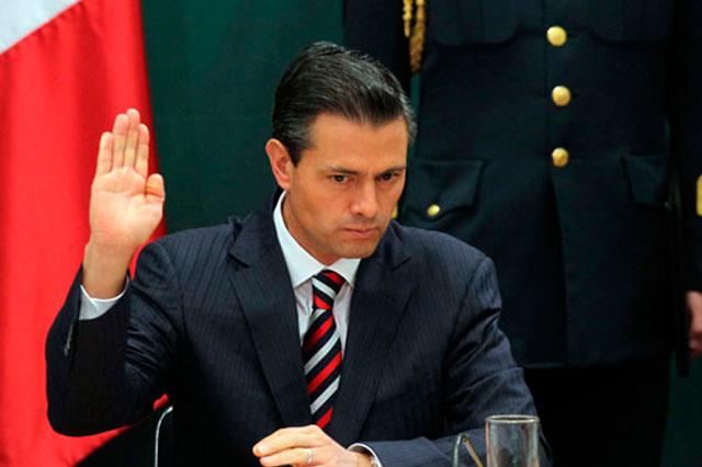 Anuncia Peña Nieto la creación del 911 mexicano