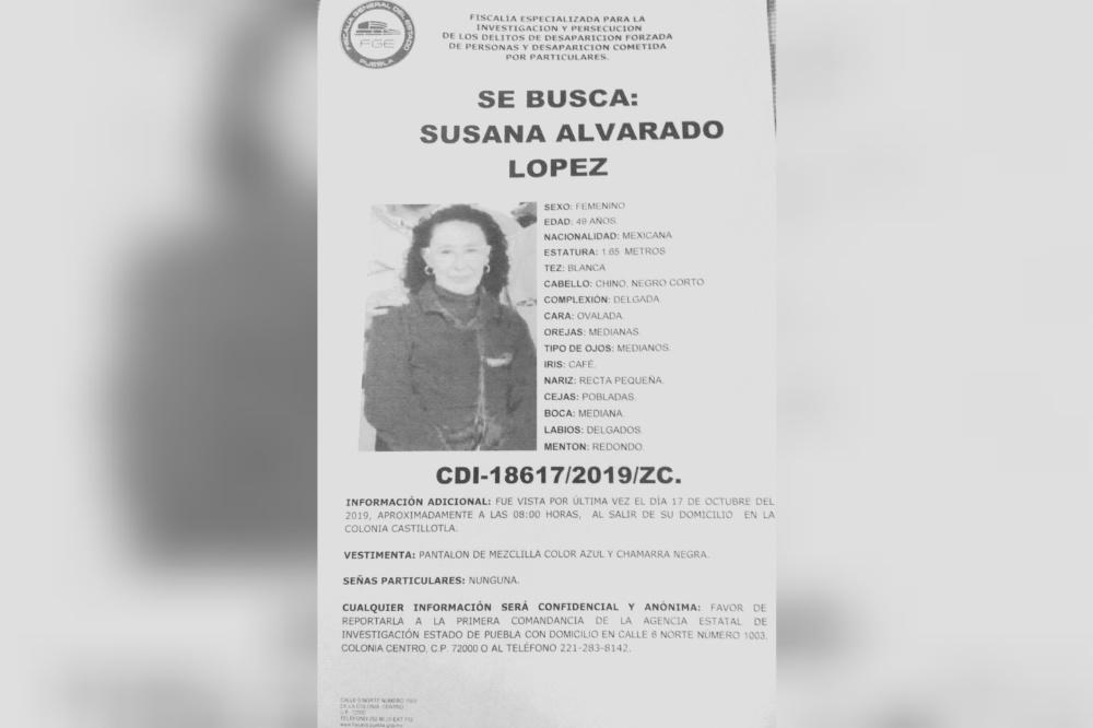 De Susana, el cadáver hallado en una jardinera de la Libertad