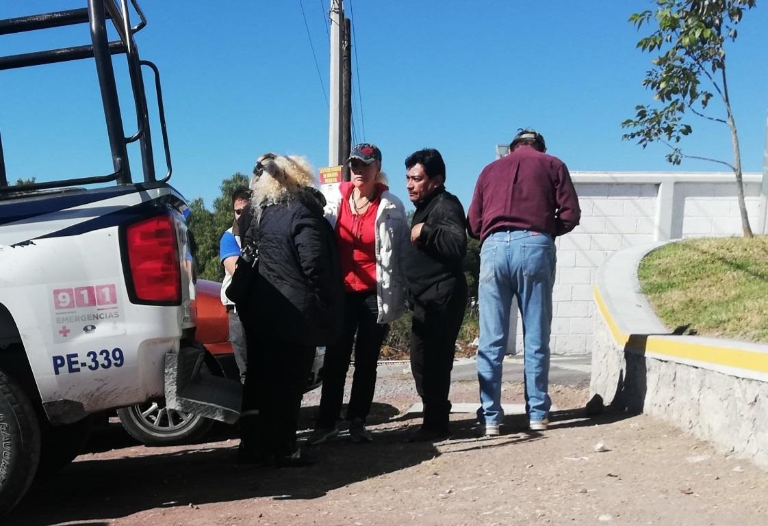 Asaltan a mano armada a actores que filman película en Tehuacán