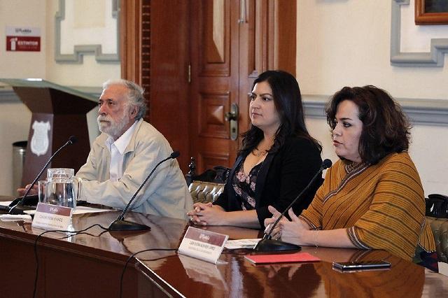Capacitan a funcionarios del municipio de Puebla