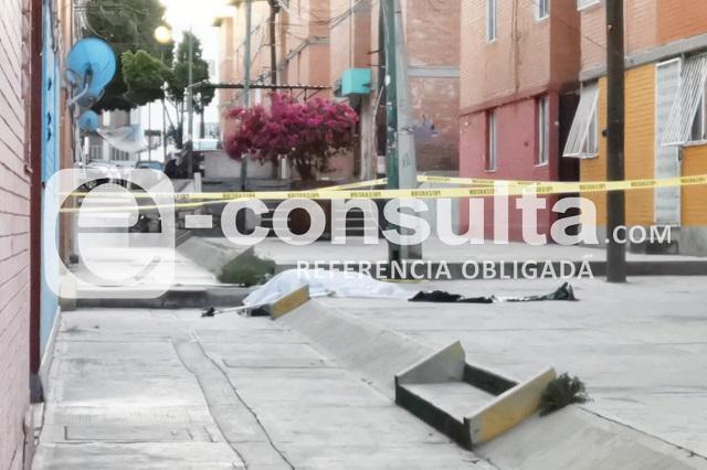 Se infarta adulto mayor en calles de La Margarita