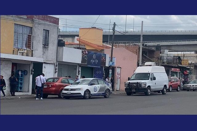 Joven se suicida en su domicilio en la Revolución Mexicana